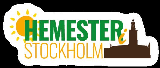 Hemester i Stockholm