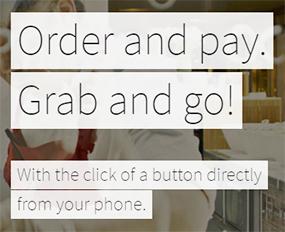 Beställ från kontoret och gå före i kön. Skarmklipp: Waitress.