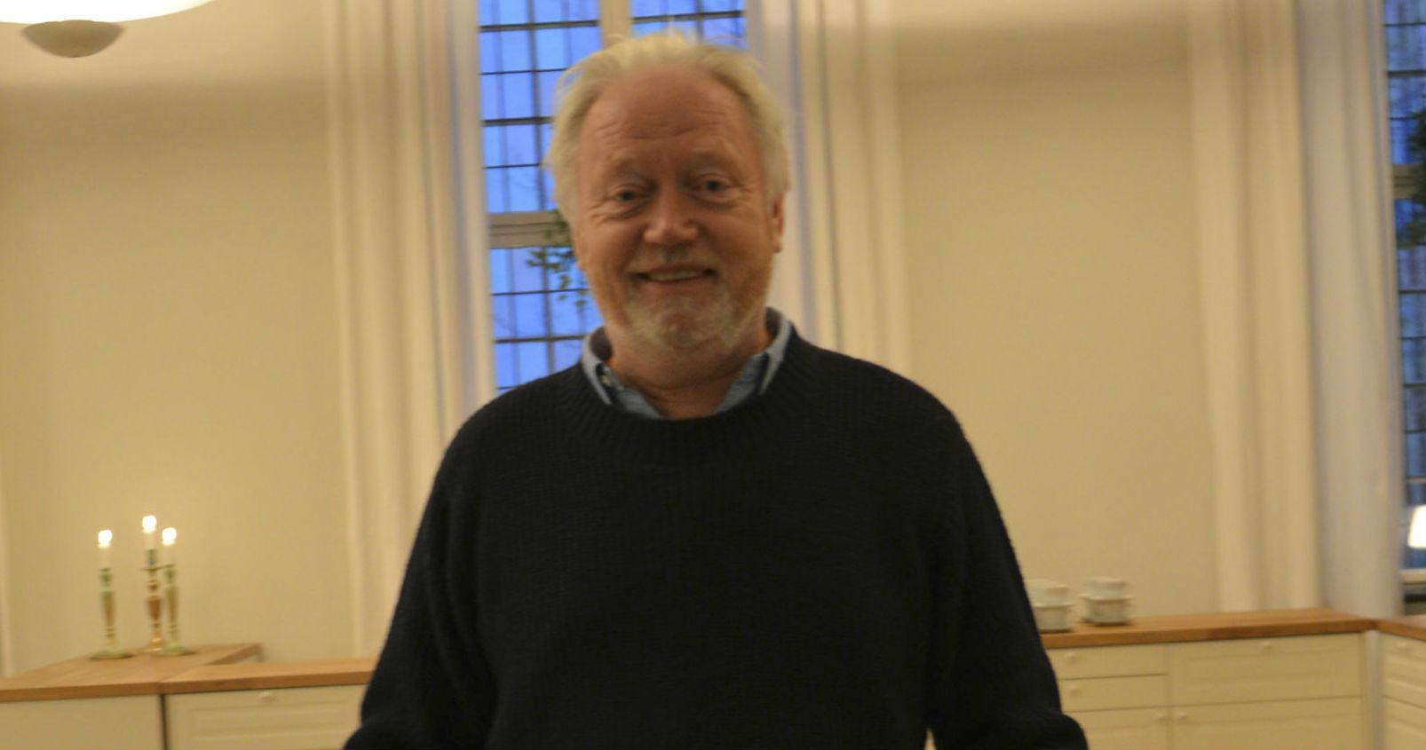 Olle Carlsson, Katarina församling