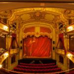 Dekadens och spöken på Södra Teatern