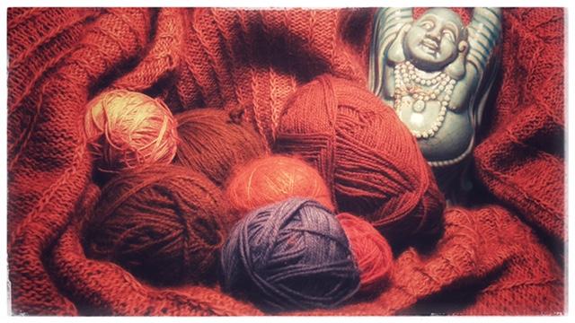 Knitting Peace för ökat fokus och välbefinnande