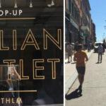 Tillfälliga butiker poppar upp på Södermalm