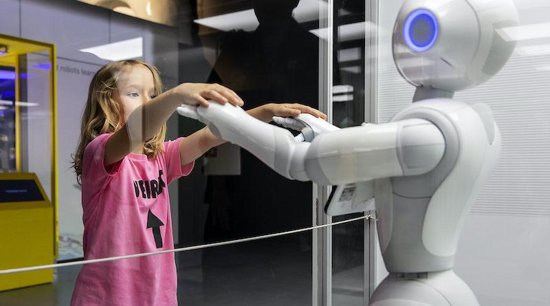 Kommer robotar att ta över våra jobb?
