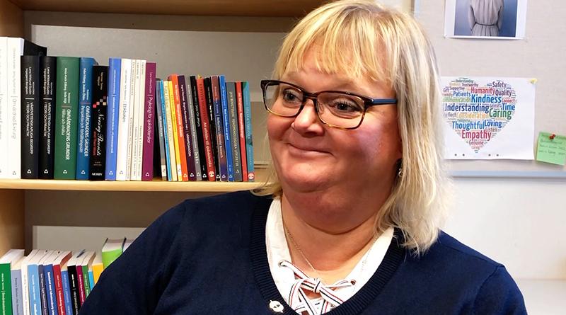 Christine Gustafsson, forskare vid Mälardalens högskola.