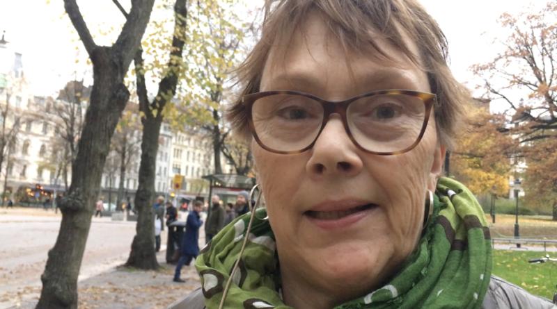 Marie Björkman, utredare