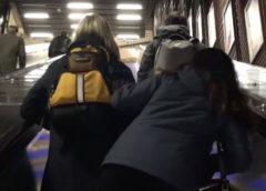 Rätt och fel i tunnelbanan