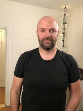 Erik Rönnqvist hade aortaanerysm