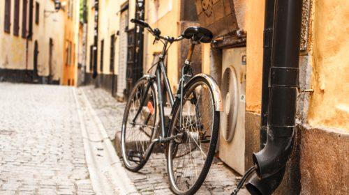 Cykel i Stockholm. Foto: Kasya Shahovskaya/Unsplash