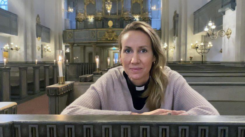 intervjuperson Hillevi Uddenfeldt
