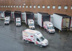 Pandemihandeln: Södermalmsborna skapar högt tryck på Ica-lagret i Jordbro